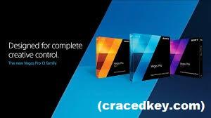 Sony Vegas Pro 17 Crack + Keygen Full Version Free Download