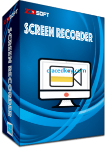 ZD Soft Screen Recorder 11.1.15 Crack + Serial Key Full Download